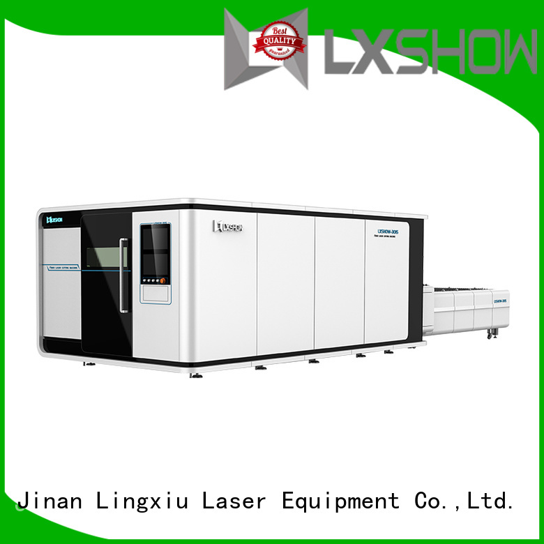 Lxshow controllable fiber laser factory price for Cooker