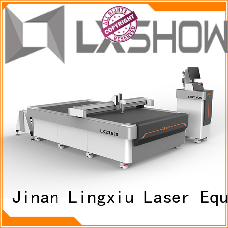 Lxshow durable router machine wholesale for gasket material