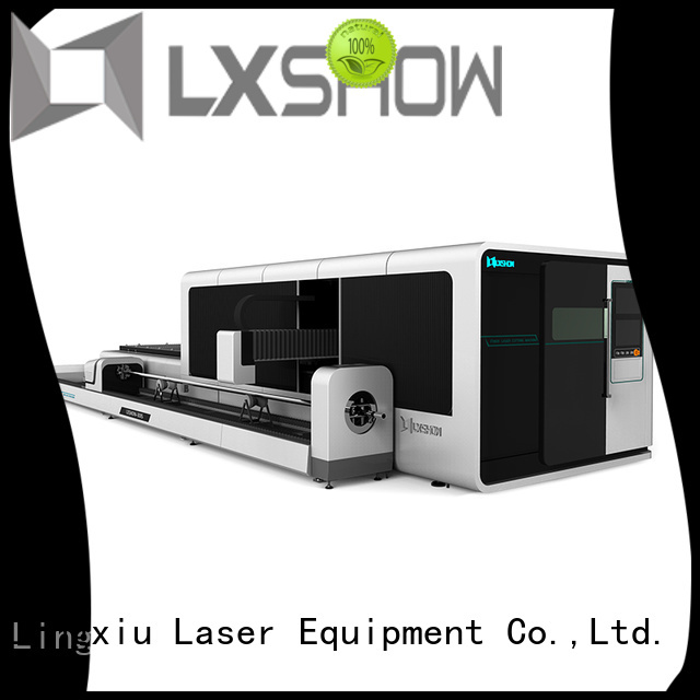 Lxshow fiber cutter series for Stainless Steel
