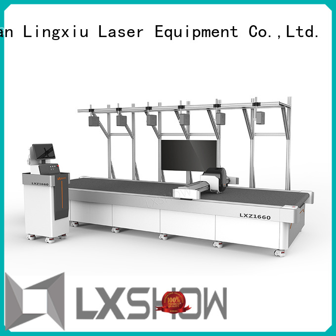 professional cnc cutting machine directly sale for bags materials