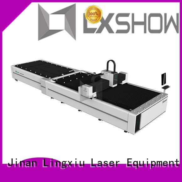 Lxshow laser metal cutting directly sale for Clock