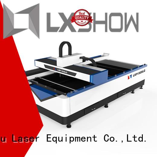 Lxshow metal laser cutter manufacturer for Clock