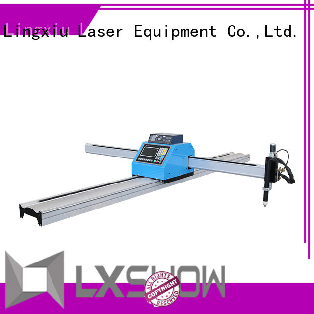 Lxshow plasma cnc personalized for Advertising signs