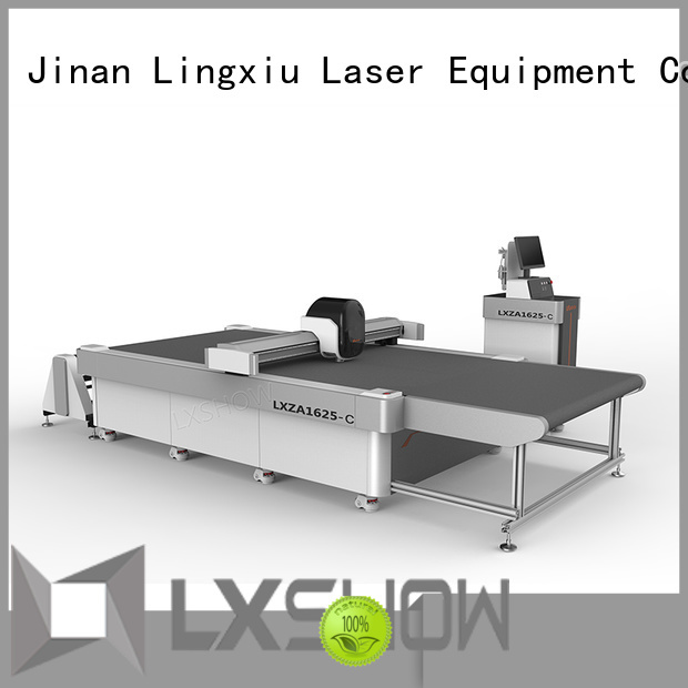 stable foam cutting machine supplier for seat cover