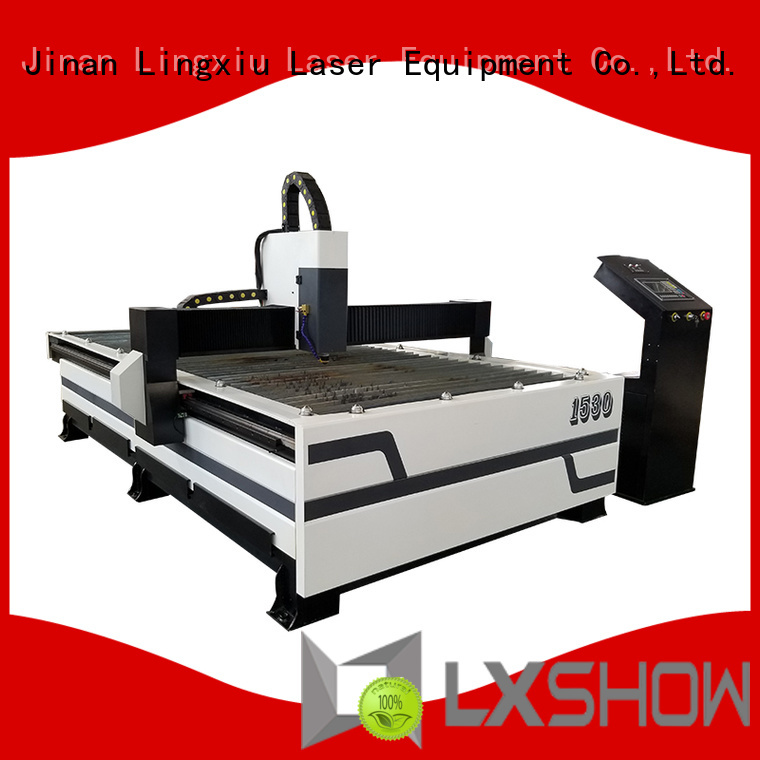 Lxshow cost-effective plasma cutter cnc factory price for logo making
