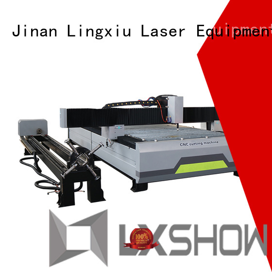 Lxshow top quality cnc plasma cutter supplier for Advertising signs