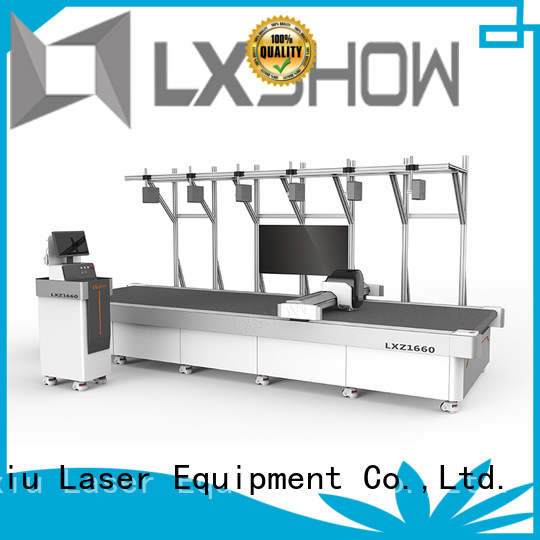 professional cnc cutting machine on sale for non-woven fabrics