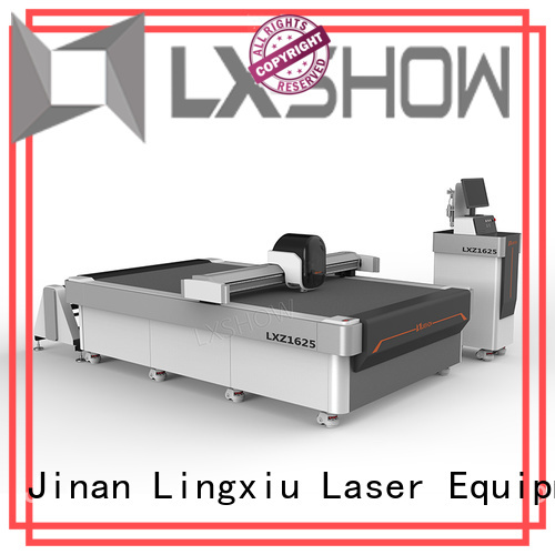 Lxshow cnc cutting wholesale for corrugated cardboard
