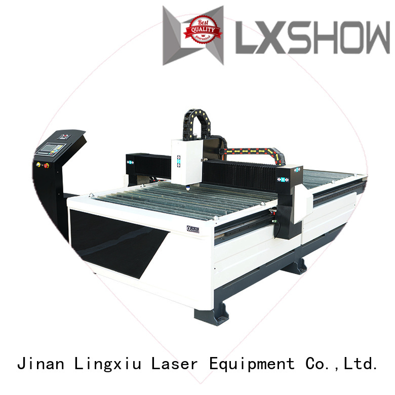 Lxshow practical table plasma cutting personalized for Metal industry