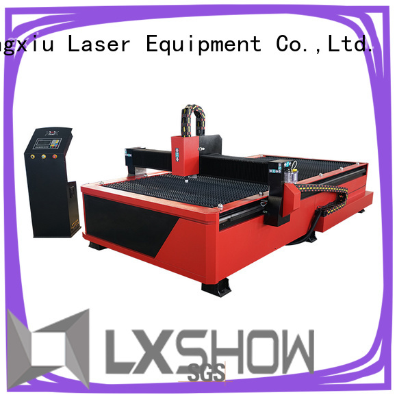 Lxshow practical cnc plasma cuter supplier for Advertising signs