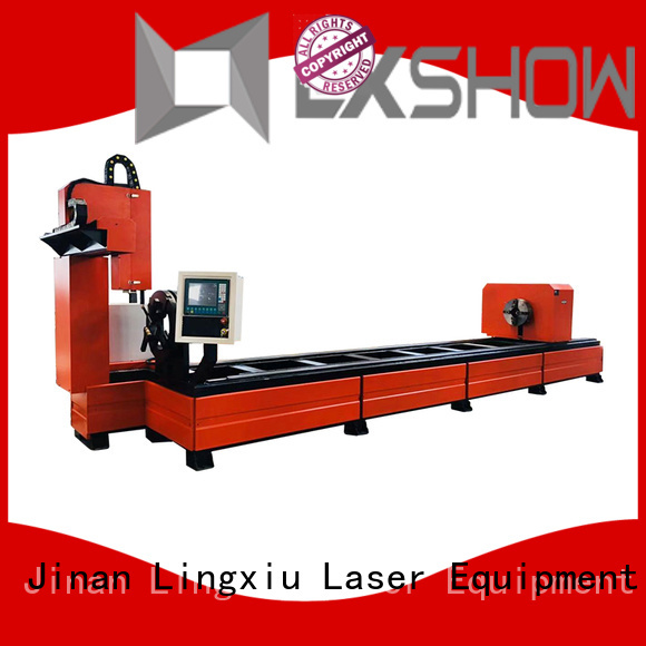 Lxshow top quality cnc plasma table personalized for logo making