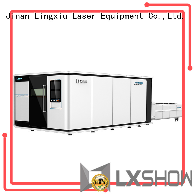 Lxshow metal laser cutter wholesale for Cooker