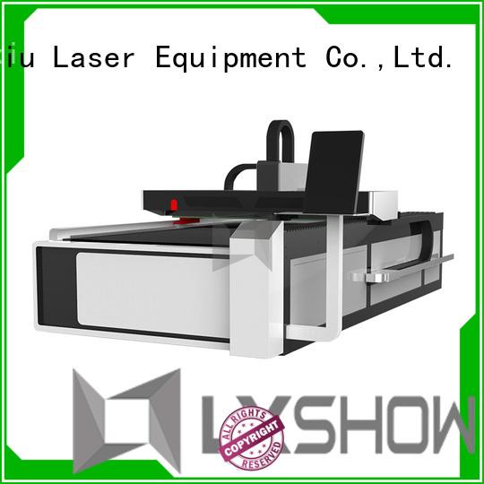 Lxshow long lasting metal cutting laser manufacturer for Cooker