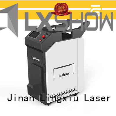 hot selling laser cleaning rust factory price for work plant