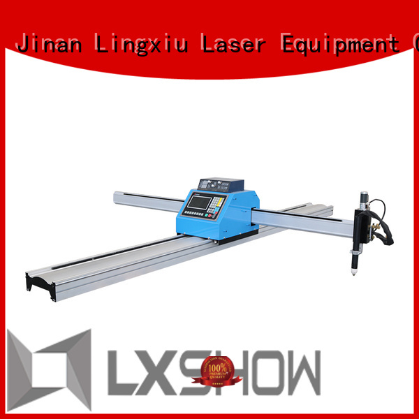 Lxshow cost-effective cnc plasma table personalized for Mold Industry