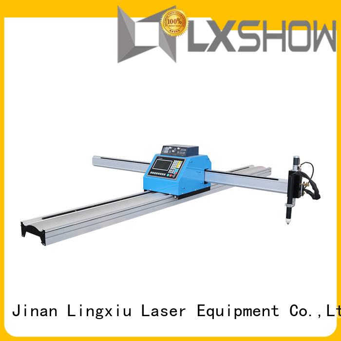 Lxshow accurate cnc plasma cutter wholesale for Advertising signs
