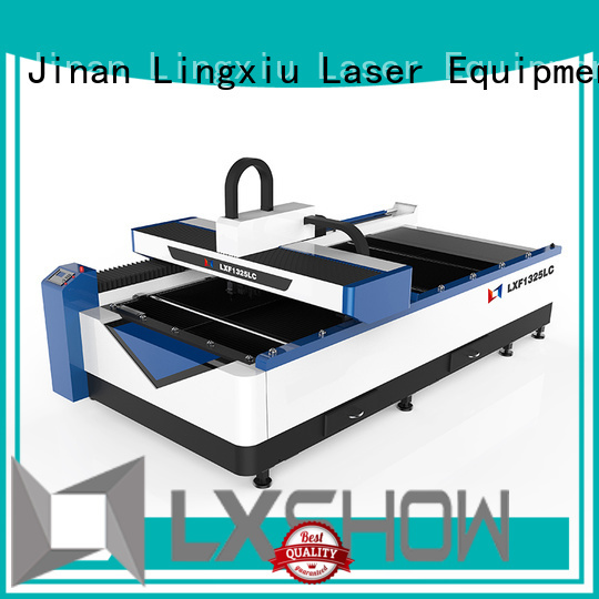 Lxshow efficient laser cutting of metal wholesale for Clock