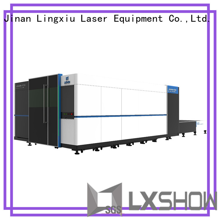 Lxshow laser cutting of metal factory price for medical equipment