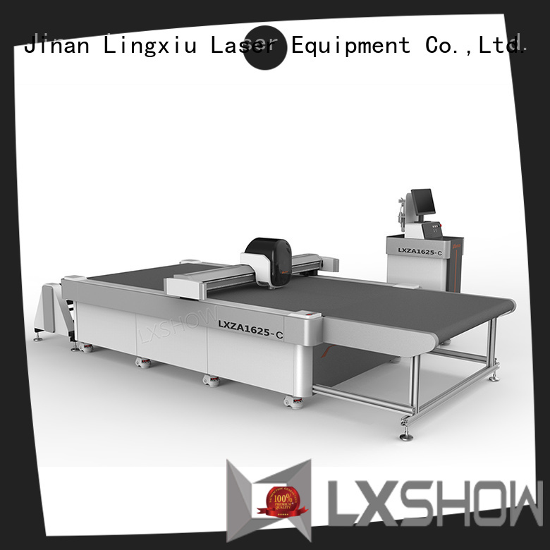 Lxshow cnc router table on sale for non-woven fabrics