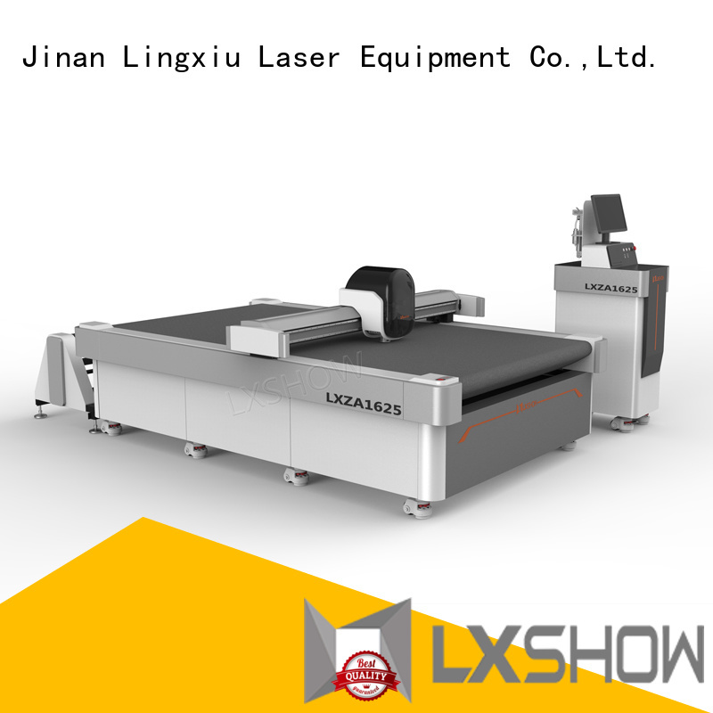 professional foam cutting machine promotion for bags materials