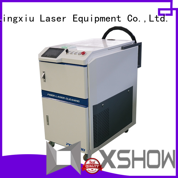hot selling laser cleaner factory price for work plant
