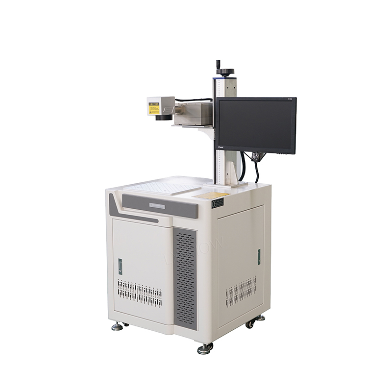 3w 5w 10w 15w Uv fiber laser marking machine uv laser marker