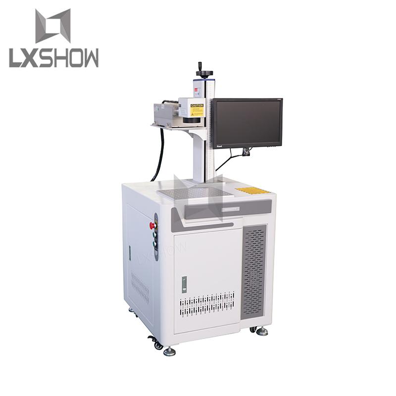 product-Lxshow-3w 5w 10w 15w Uv fiber laser marking machine uv laser marker-img