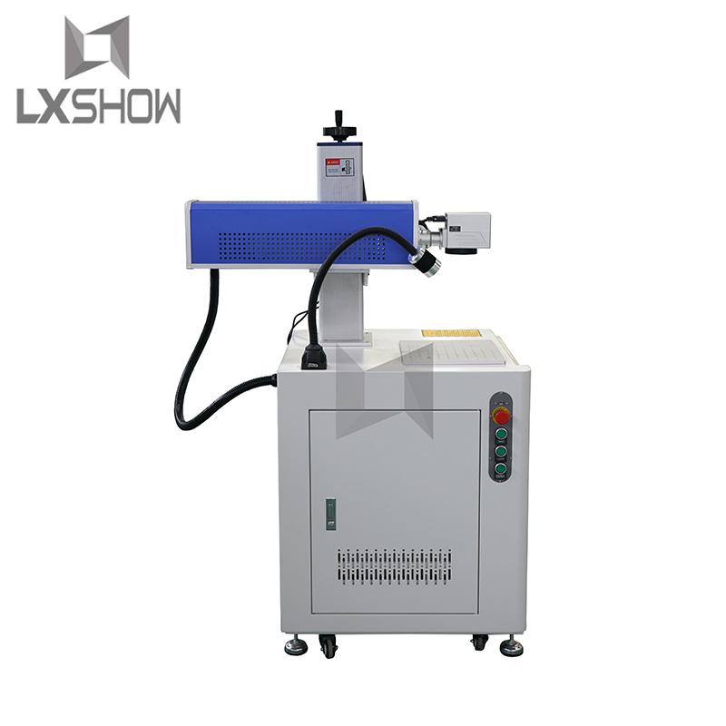 product-Lxshow-Nonmetal wood leather paper cloth CO2 laser marking machine 20w 30w 50w 100w 150w-img