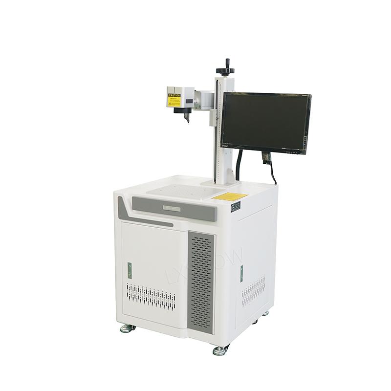 Desktop Fiber laser marking machine 20w 30w 50w 100w 120w for metal