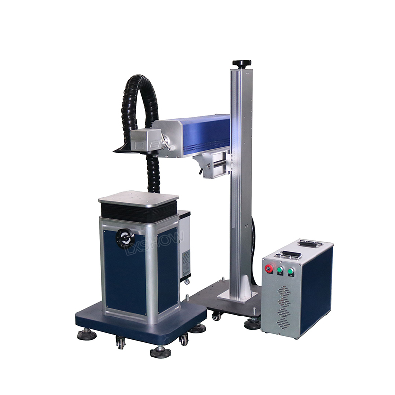 laser marking machine co2 with glass tube metal tube laser generator 20w 30w 50w 100w 150w