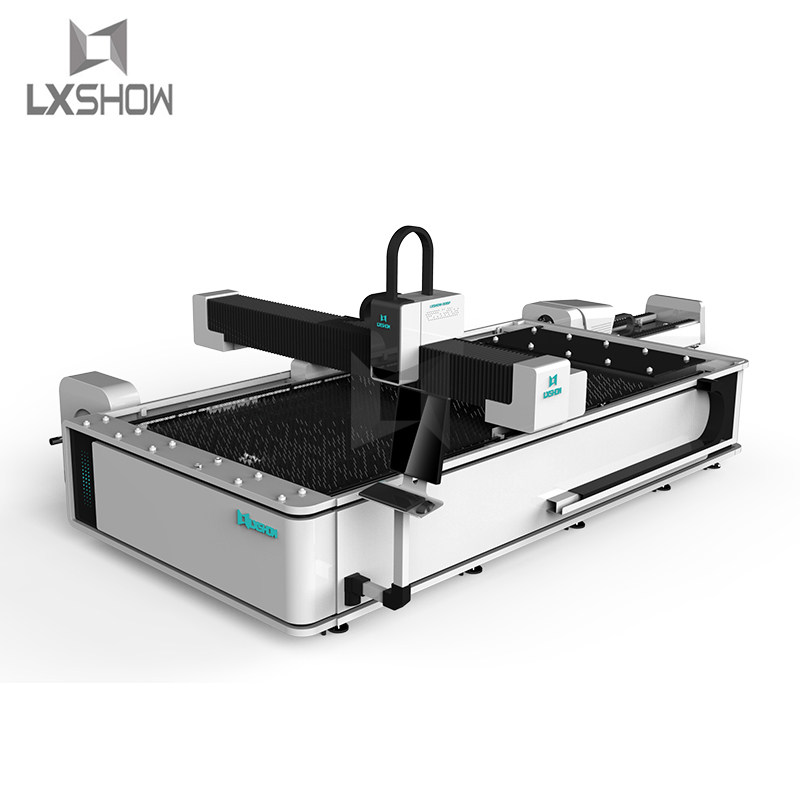 product-Tube and sheet fiber laser cutting machine price fiber laser tube cutter-Lxshow-img-1