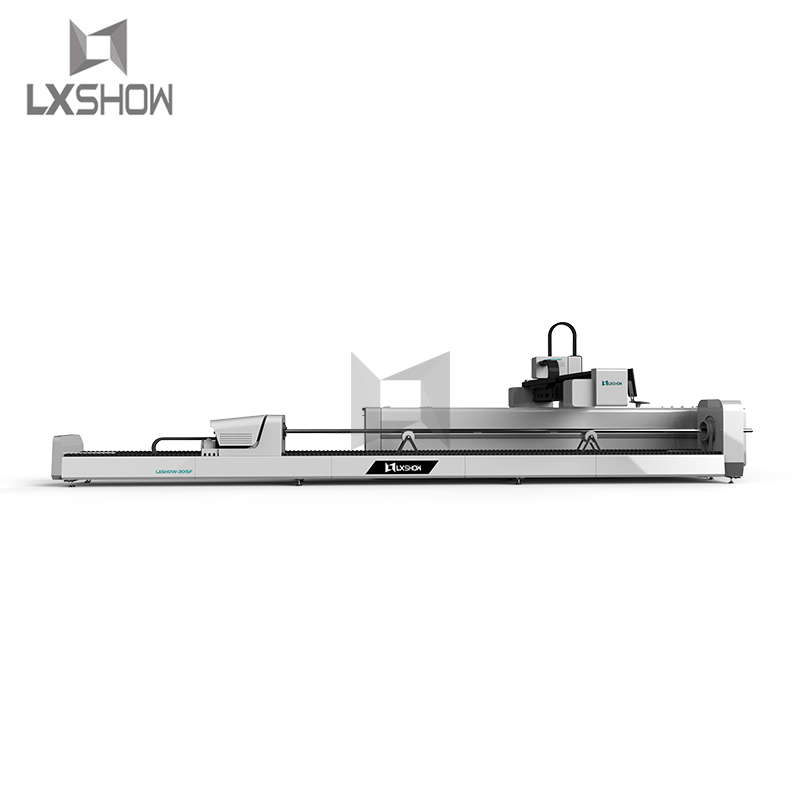 product-Lxshow-Tube and sheet fiber laser cutting machine price fiber laser tube cutter-img