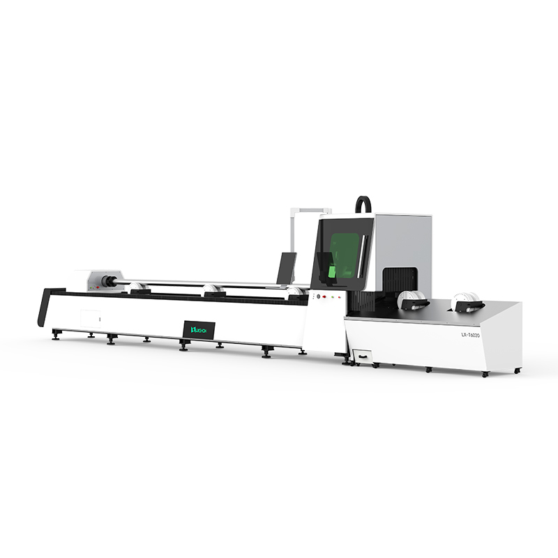 Professional tube fiber laser cutting machine 500W 750W 1000W 1500W 2200W 3300W 4000W 8000W