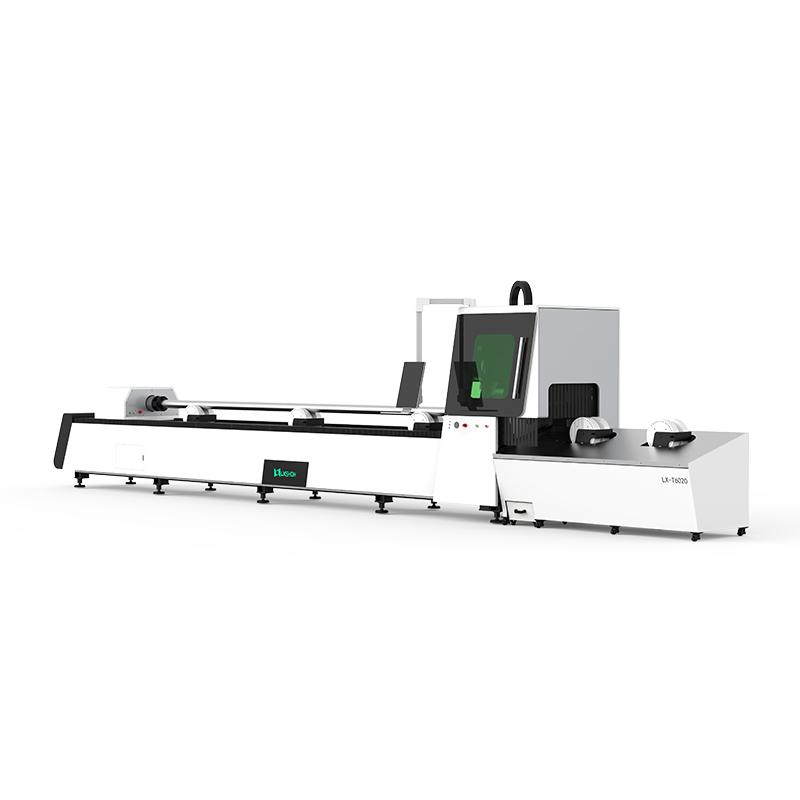 Professional tube fiber laser cutting machine 500W 750W 1000W 1500W 2200W 3300W 4000W 8000W