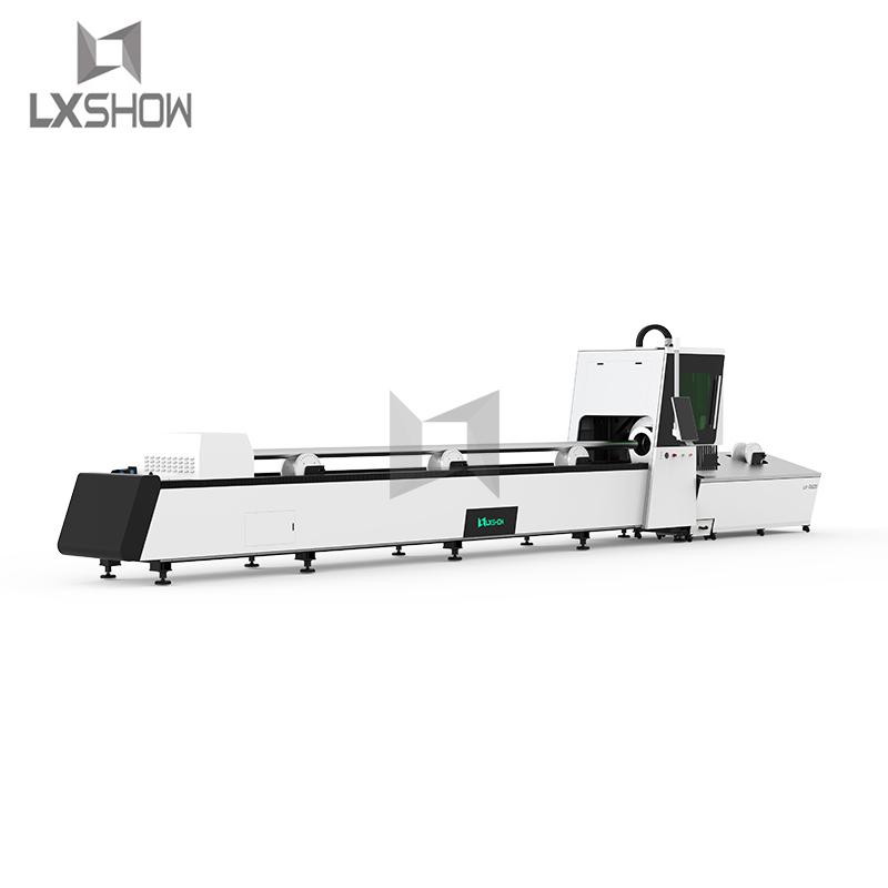 product-Lxshow-Professional tube fiber laser cutting machine 500W 750W 1000W 1500W 2200W 3300W 4000W