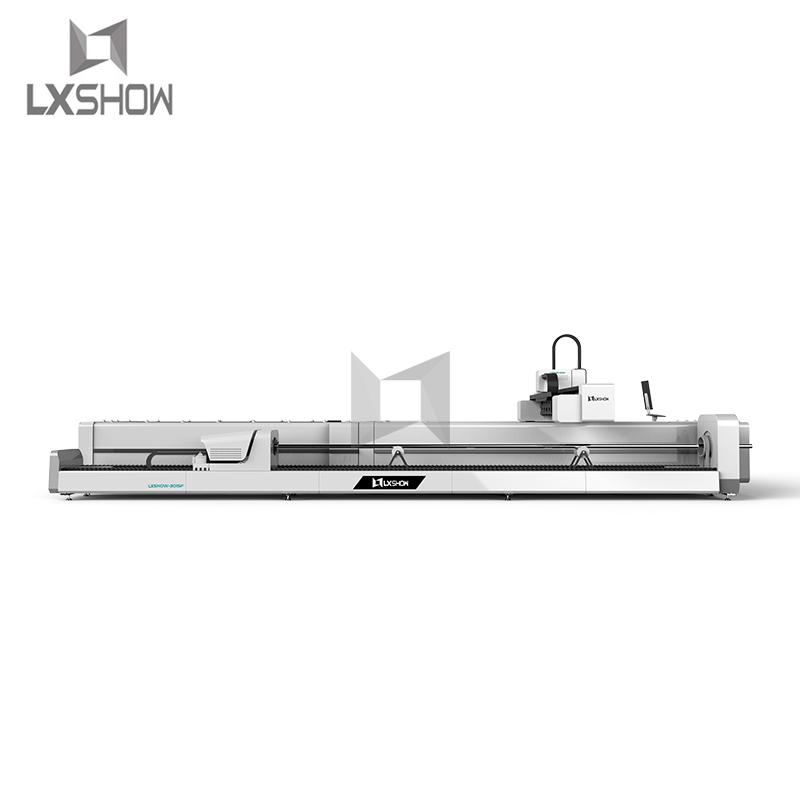 product-Lxshow-Exchange table fiber optic tube cutter fiber tube cutter fiber laser tube cutting-img