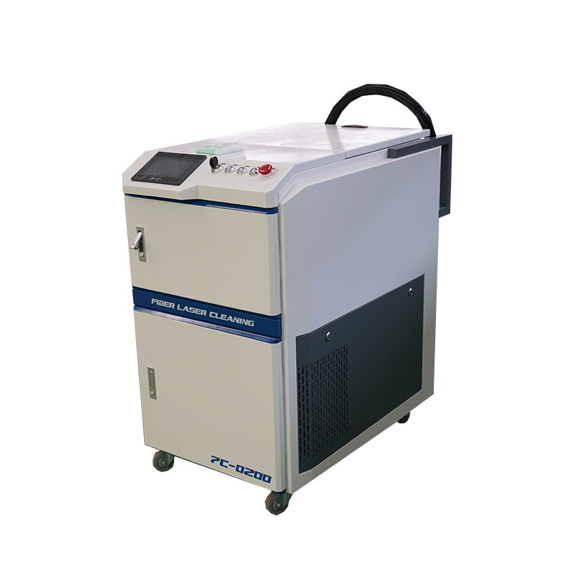 Rust removal Laser cleaning machine 100/200/500/1000W