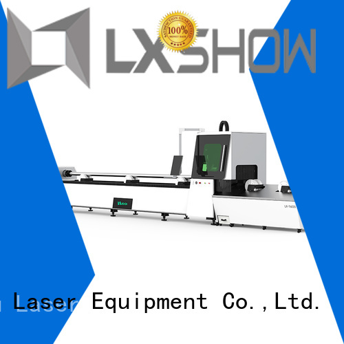 Lxshow creative fiber laser cutting factory price for factory