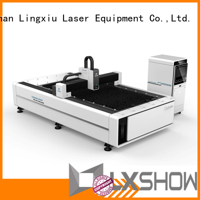Lxshow laser cutting of metal wholesale for Clock
