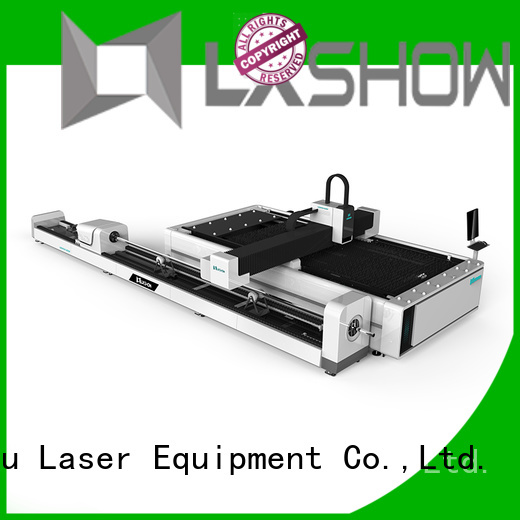 Lxshow controllable metal cutting machine from China for Stainless Steel