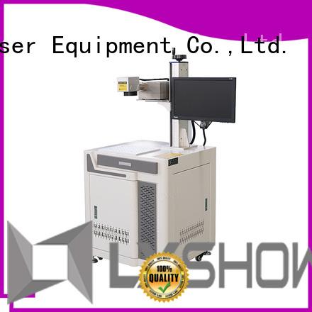 Lxshow laser marking machine manufacturer for work plant