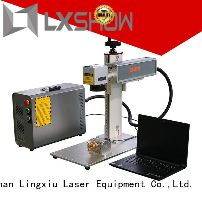 efficient marking laser machine manufacturer for Cooker