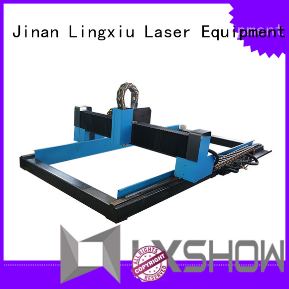 Lxshow accurate plasma cnc supplier for Advertising signs