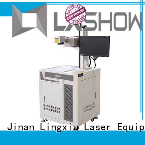 high quality laser marking promotion for work plant