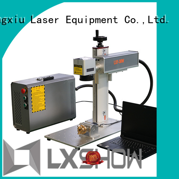 Lxshow stable marking laser machine manufacturer for Clock