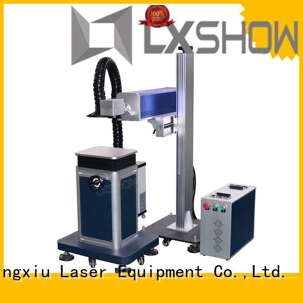Lxshow cnc laser manufacturer for paper