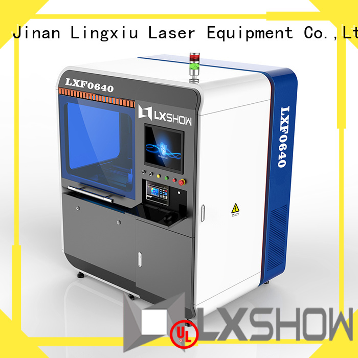 Lxshow creative laser for cutting metal directly sale for medical equipment
