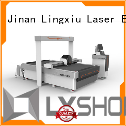Lxshow practical router machine factory price for garment cloth