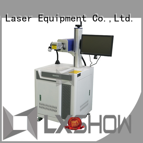 Lxshow durable laser marking directly sale for acrylic