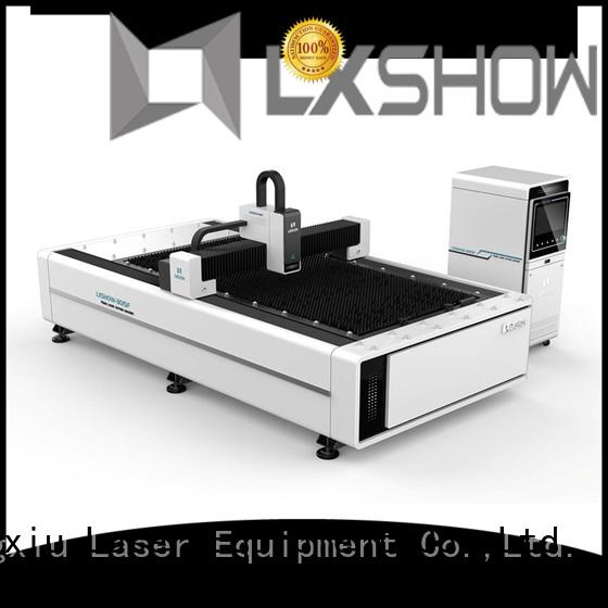 Lxshow fiber laser factory price for packaging bottles
